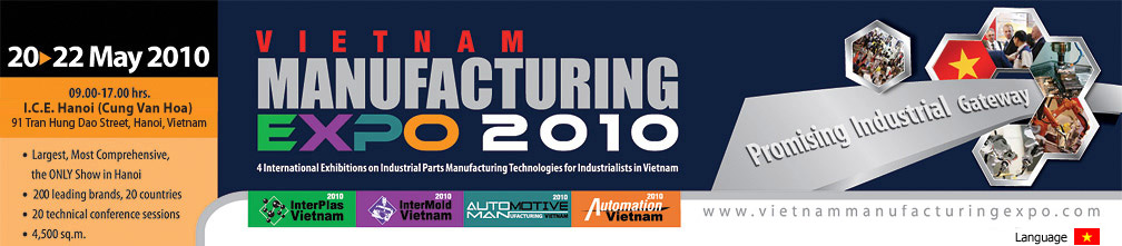 Vietnam Manufacturing Expo is finish